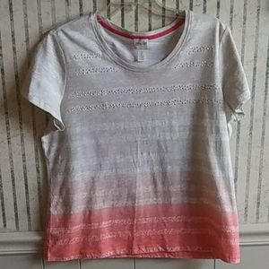 Energy by Chicos BeigeTop Size 2